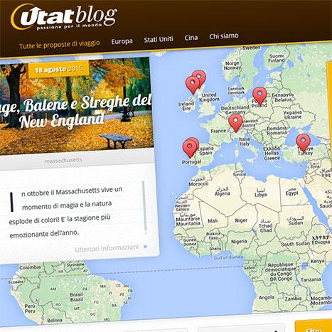 Realizzazione siti web tour operator