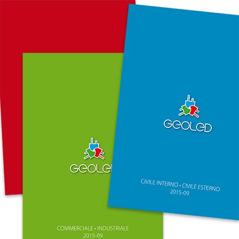 Cataloghi prodotti Geoled